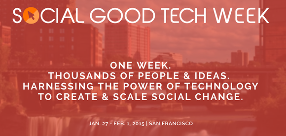 social good tech week